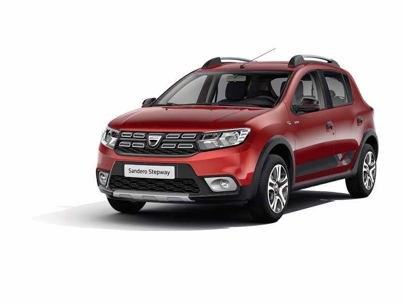 69 Best 2019 Dacia Sandero Stepway Redesign