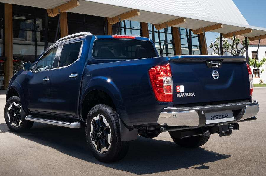 69 Best 2020 Nissan Navara Uk Review And Release Date