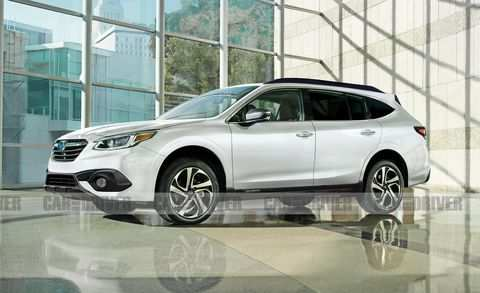 69 Best Subaru Outback 2020 New York Price And Release Date