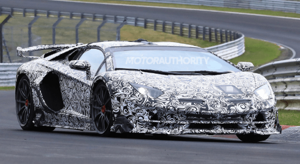 69 New 2020 Lamborghini Price Spy Shoot