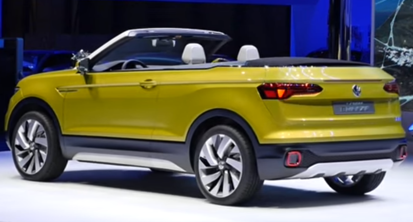 69 New Volkswagen T Roc Cabrio 2020 Picture