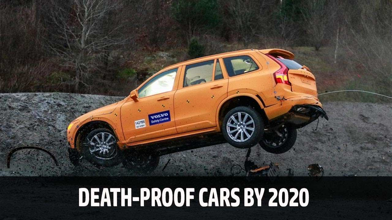 69 New Volvo Promises An Injury Proof Car By 2020 New Concept
