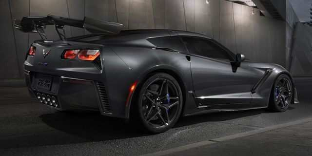 69 The 2019 Chevrolet Corvette Zr1 Is Gms Most Powerful Car Ever Release Date