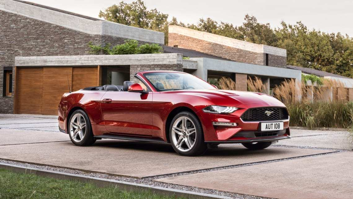 69 The 2019 Ford Convertible Performance