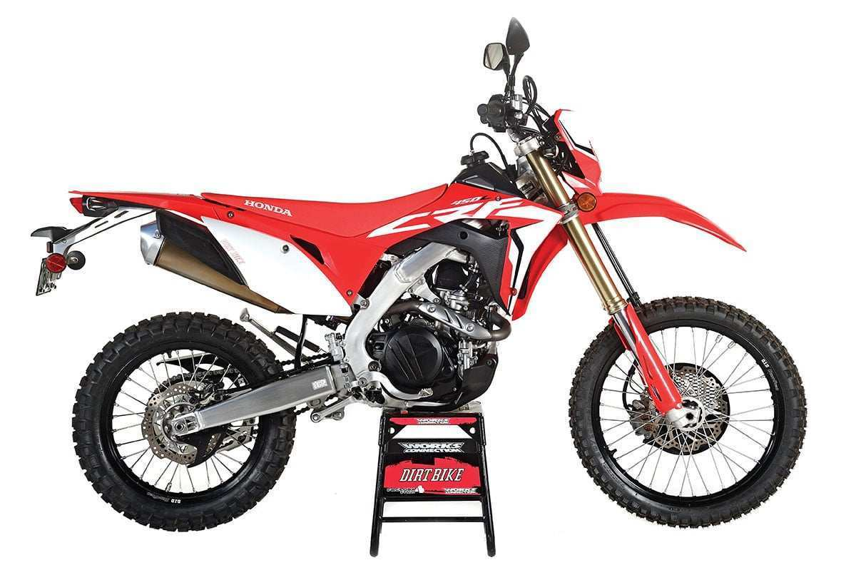 69 The 2019 Honda 450L New Model And Performance