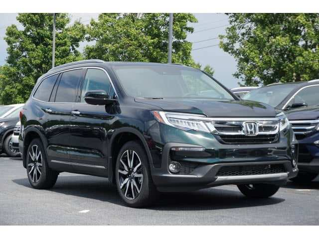 69 The 2019 Honda Pilot News Redesign And Concept