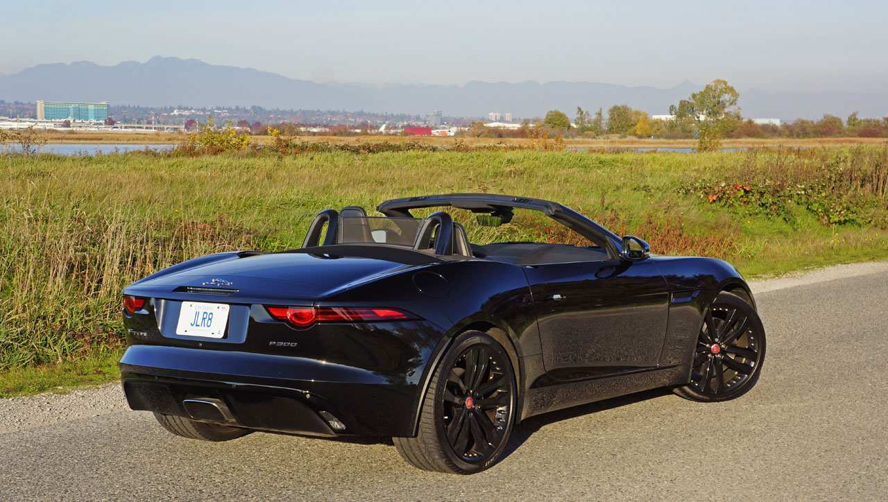 69 The 2019 Jaguar F Type Convertible Model