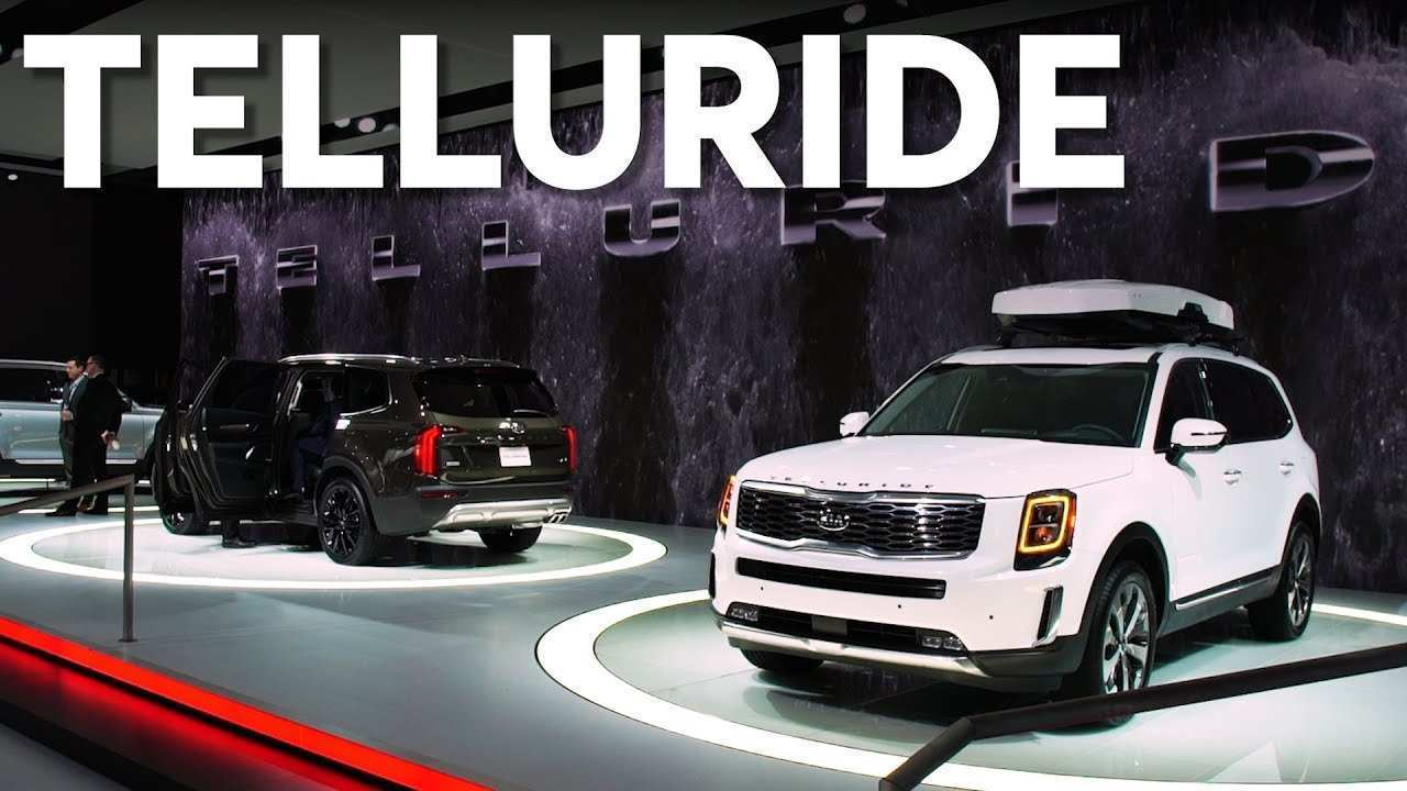 69 The 2020 Kia Telluride Youtube Spesification