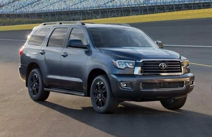 69 The 2020 Toyota Sequoia Spy Photos New Model And Performance