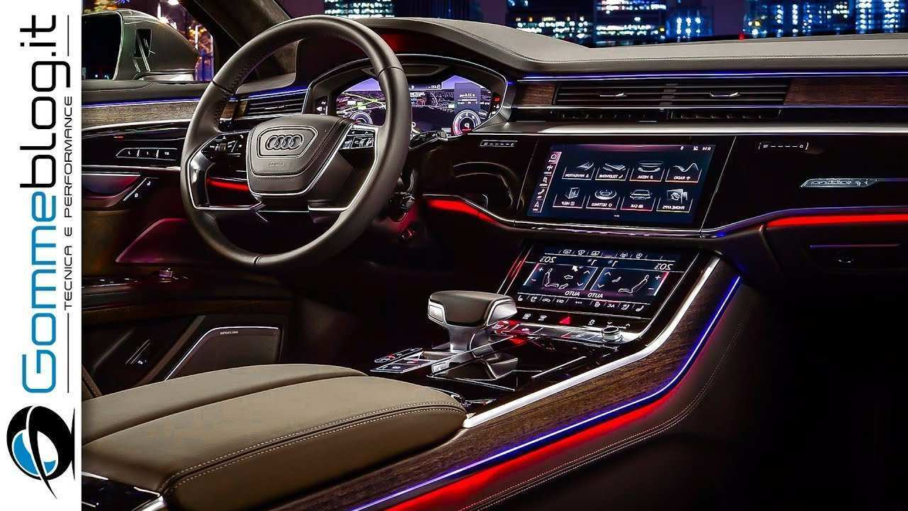 69 The Best 2019 Audi A8 Features Performance And New Engine