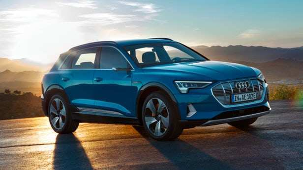 69 The Best 2019 Audi E Tron Quattro Cost Redesign And Concept