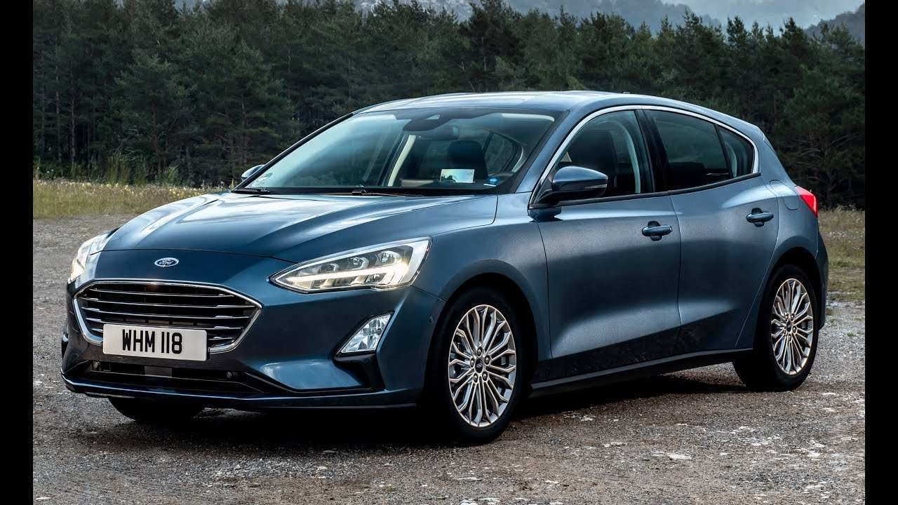 69 The Best 2019 Ford Hatchback Picture