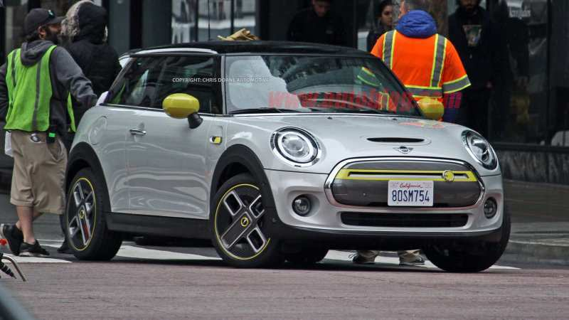 69 The Best 2019 Mini Cooper Electric Review And Release Date