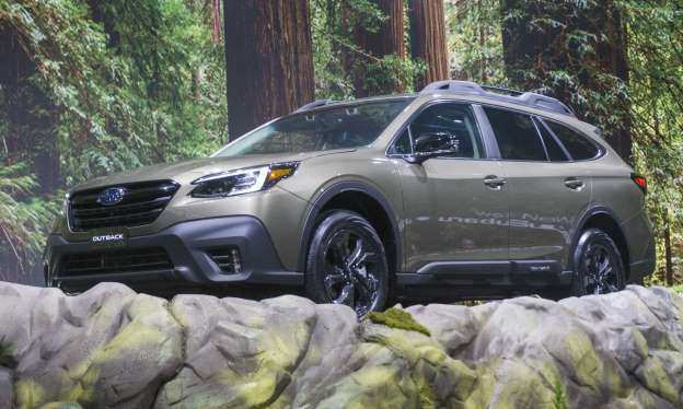 69 The Best 2019 Subaru Outback Next Generation Rumors