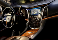 Interior Of 2020 Cadillac Escalade