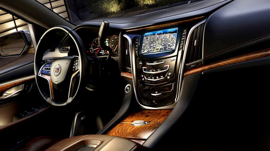 69 The Best Interior Of 2020 Cadillac Escalade Images