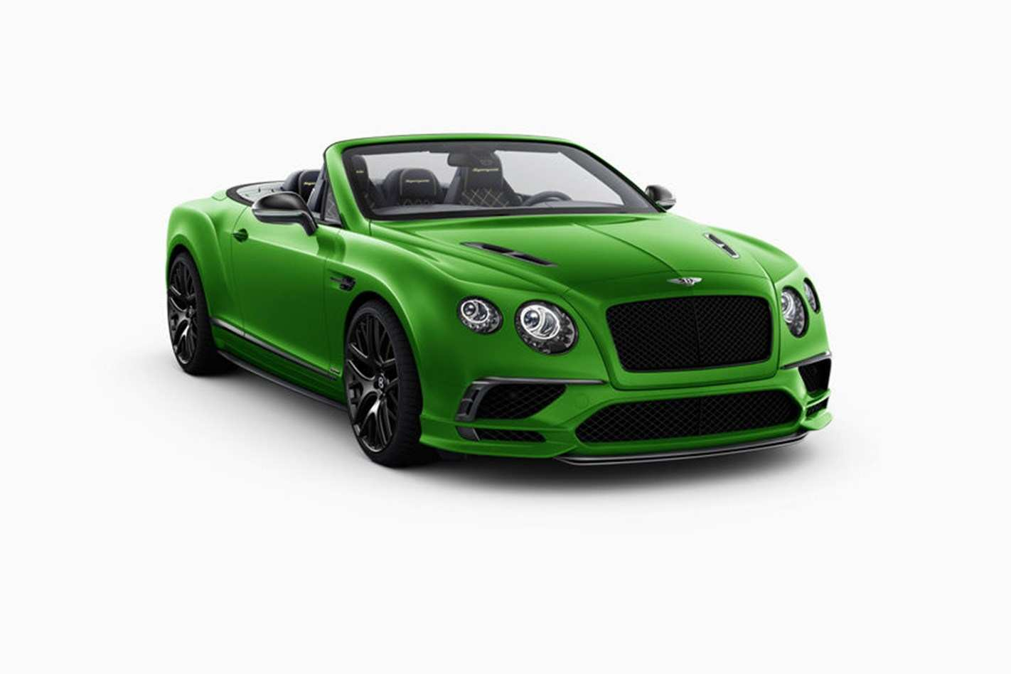 70 A 2019 Bentley Supersport Overview
