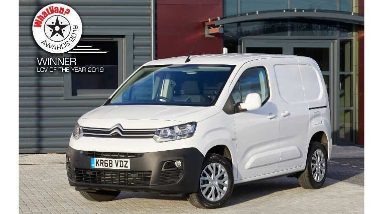 70 A 2019 Citroen Berlingo Review And Release Date