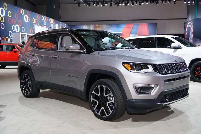 70 A 2019 Jeep Compass Release Date Speed Test