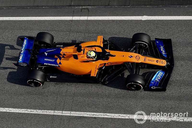 70 A 2019 Mclaren F1 Redesign And Review