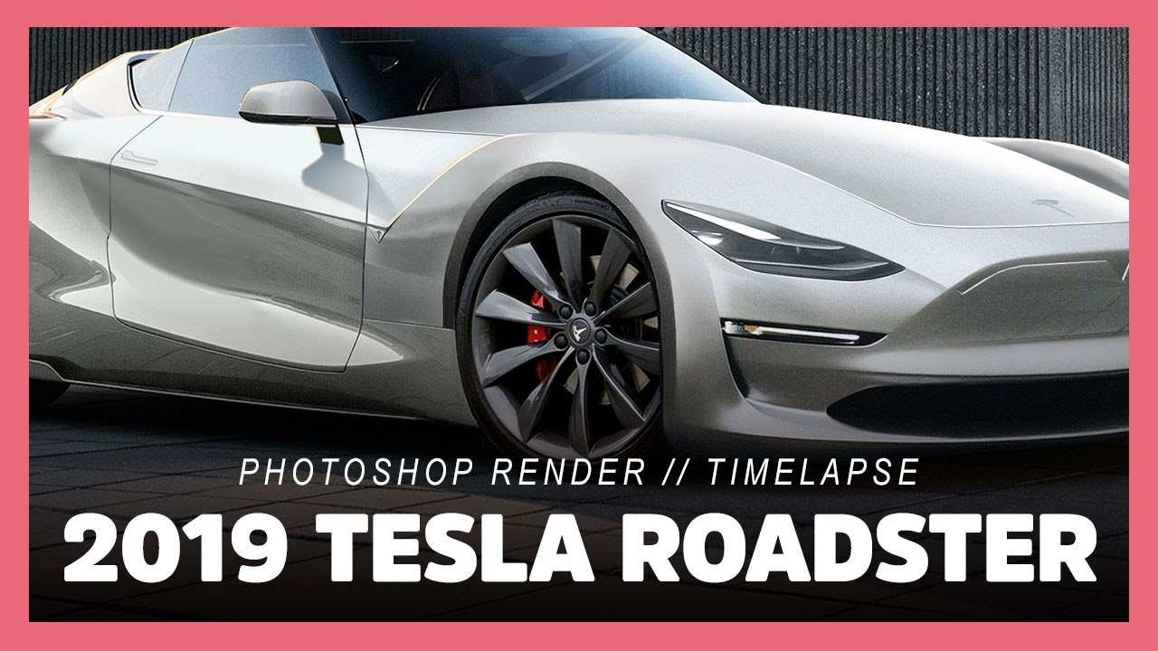 70 A 2019 Tesla Roadster New Model And Performance