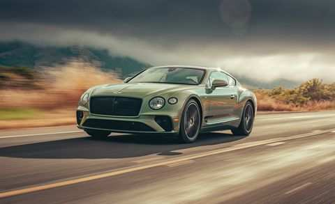 70 A 2020 Bentley Gtc Concept