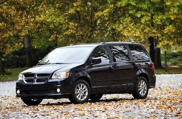 70 A 2020 Dodge Grand Caravan Redesign Release Date and Concept