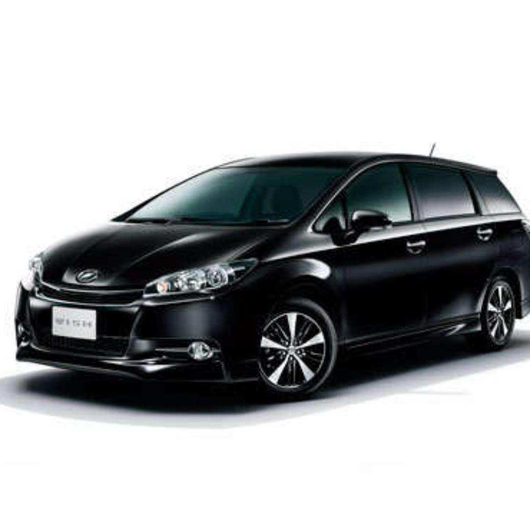 70 All New 2019 Toyota Wish Exterior And Interior