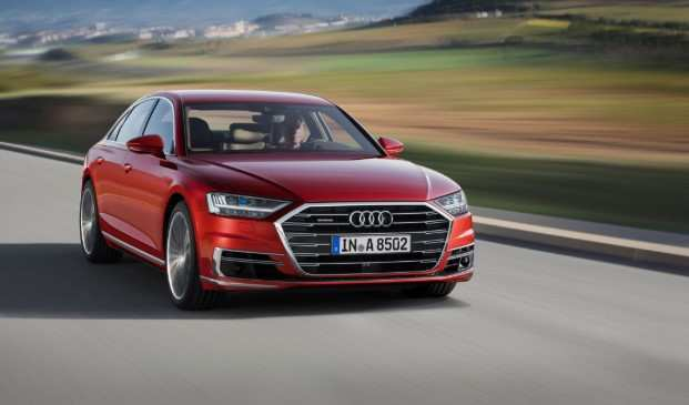 70 All New 2020 Audi S8 Plus Style