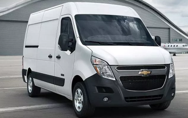 70 All New Chevrolet Express 2020 New Concept