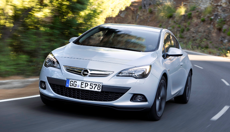70 All New Opel Astra New Shape 2020 Engine