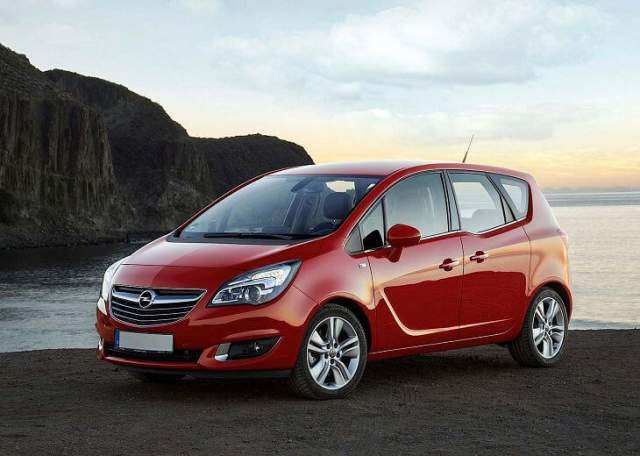70 All New Opel Meriva 2020 Redesign And Review