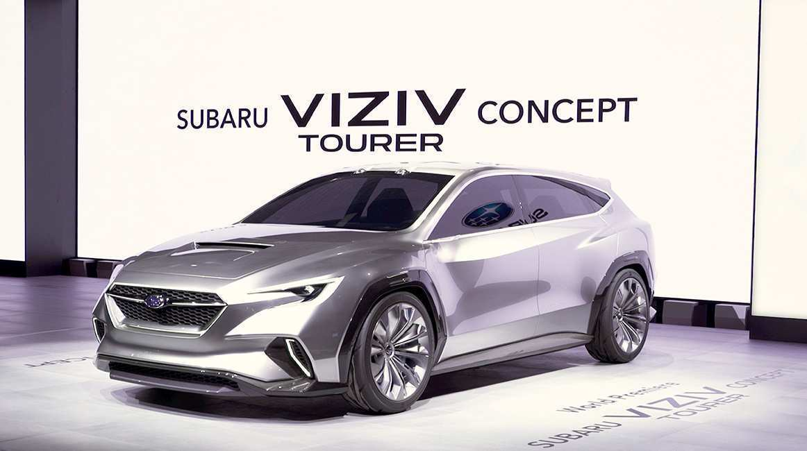 70 All New Subaru Sti 2020 Concept New Concept