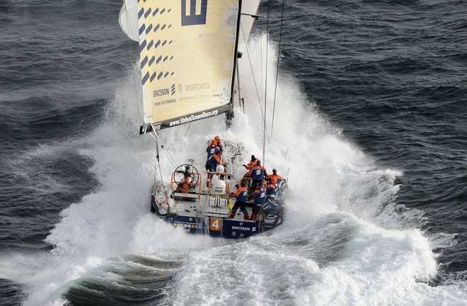 70 All New Volvo Ocean Race Galway 2020 Speed Test