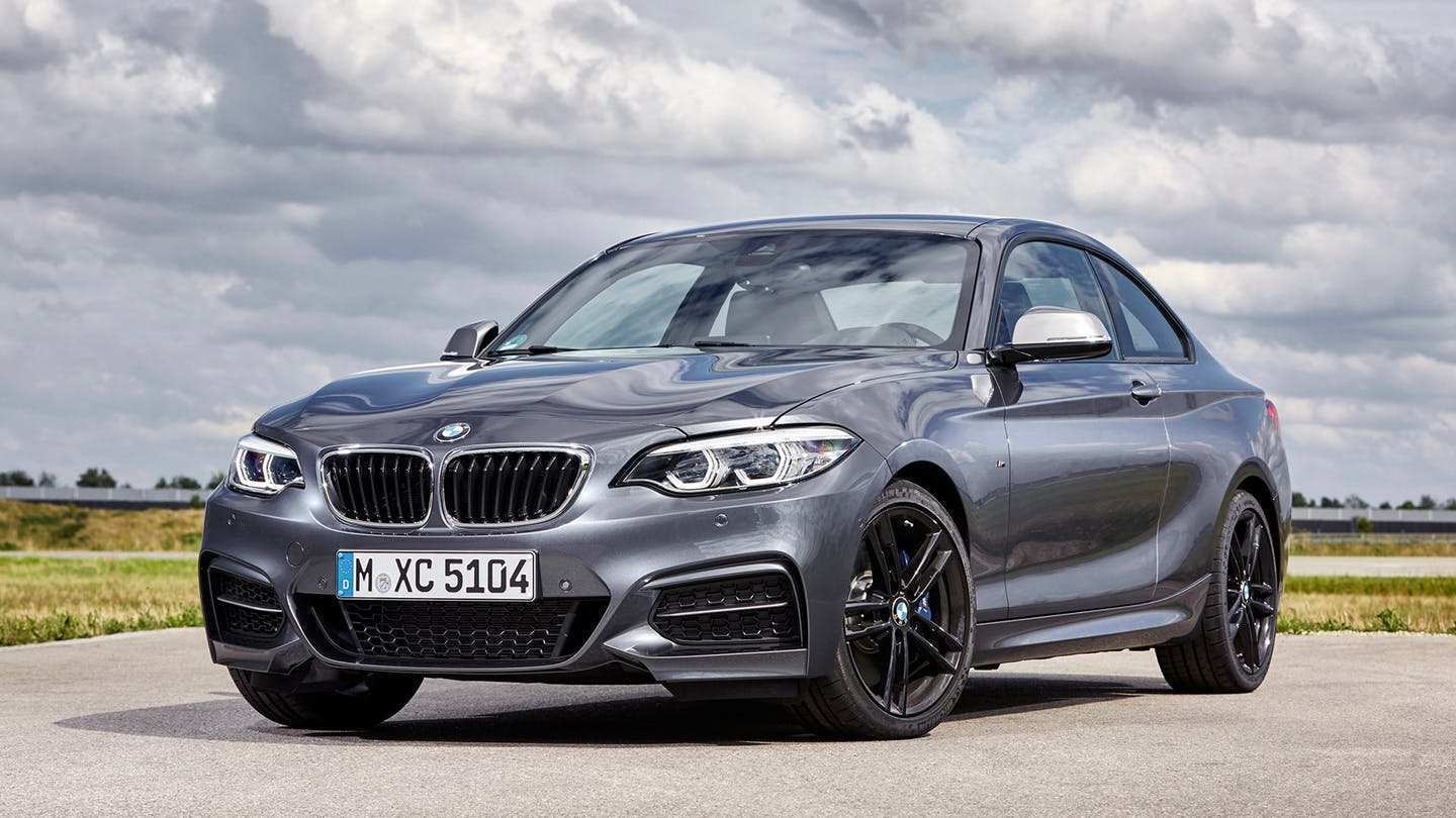 70 New 2019 Bmw 240I Redesign And Review