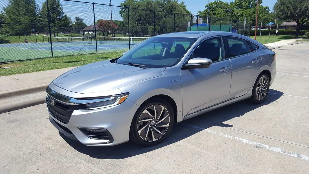 70 New 2019 Honda Insight Review Specs And Review