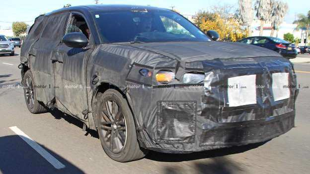 70 New 2020 Acura Mdx Spy Photos Spy Shoot