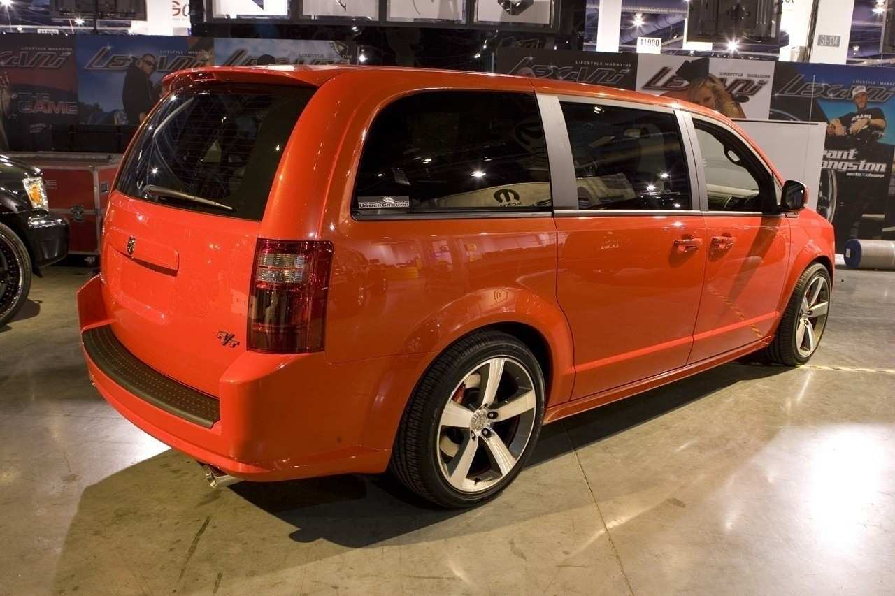 70 New 2020 Dodge Van Redesign And Review