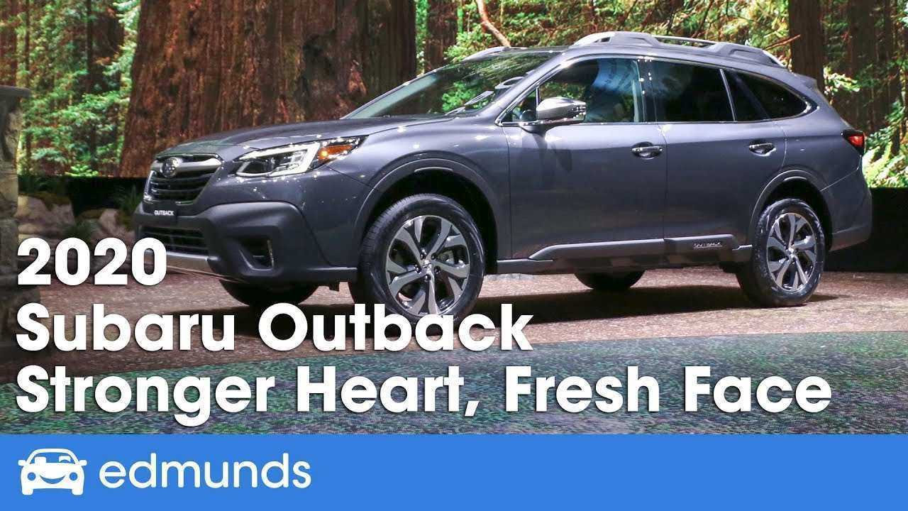 70 New Subaru Outback Update 2020 Specs