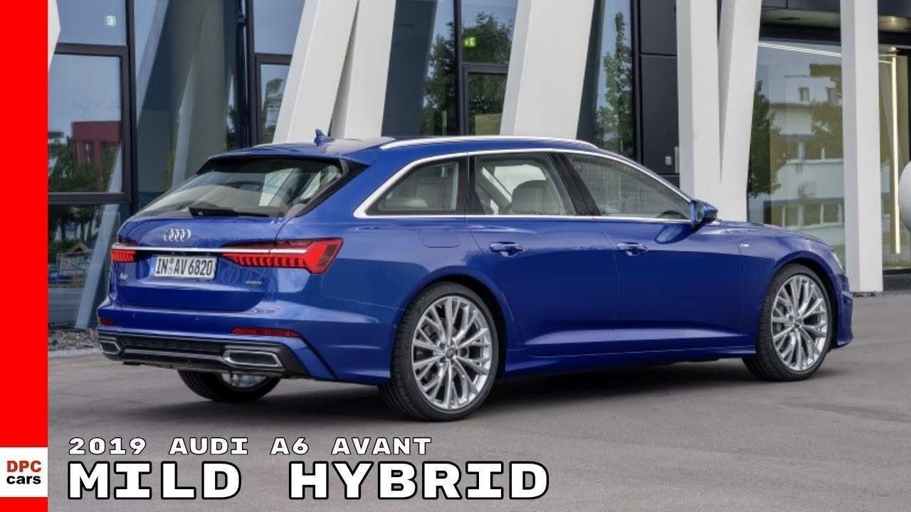 70 The 2019 Audi Hybrid Redesign And Concept