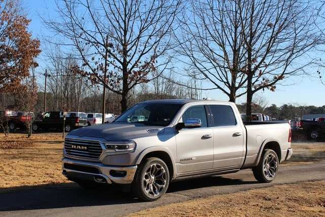 70 The 2019 Dodge 1500 Laramie Longhorn New Review
