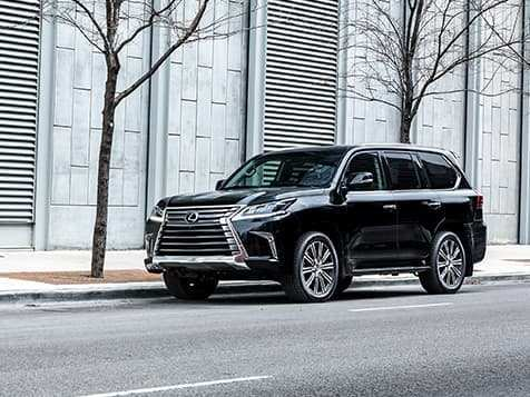 70 The 2019 Lexus Lx Performance