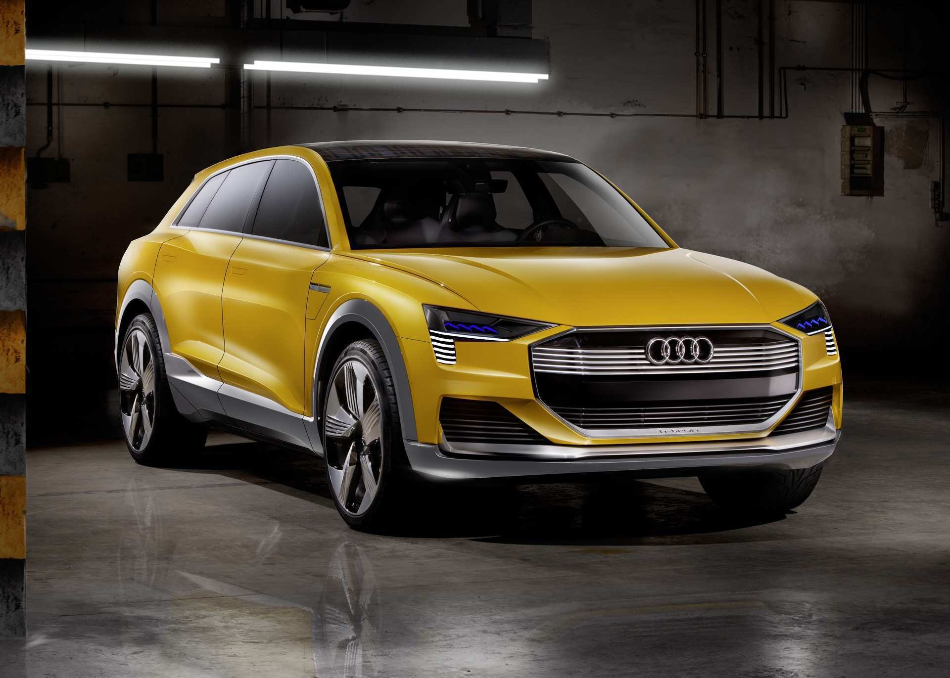 70 The Audi Fuel Cell 2020 First Drive
