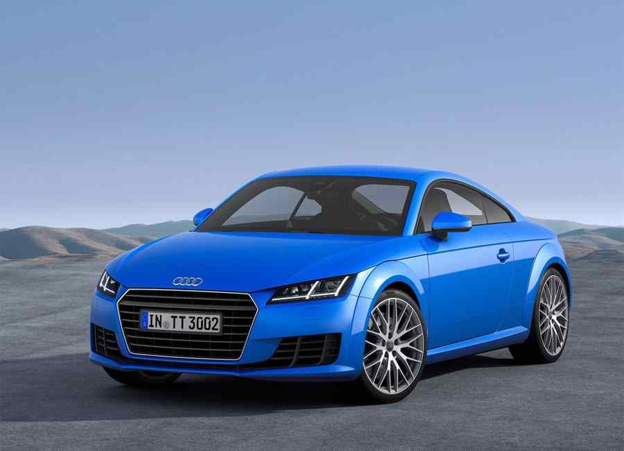 70 The Best 2019 Audi Tt Changes Speed Test