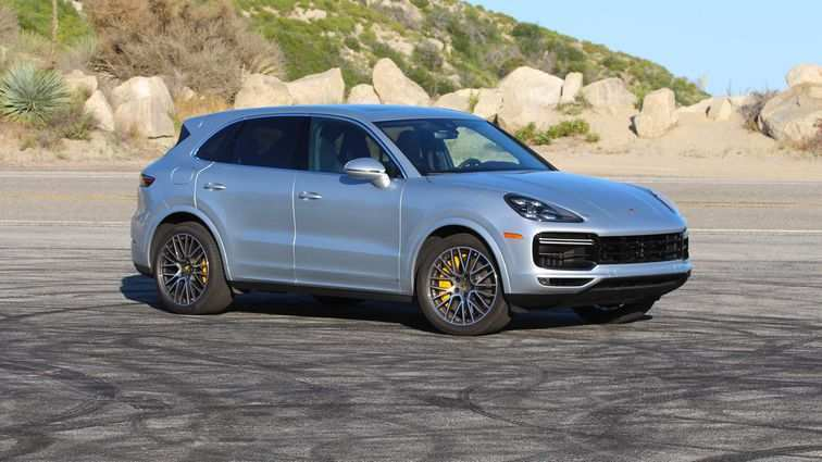 70 The Best 2019 Porsche Cayenne Specs Redesign And Concept