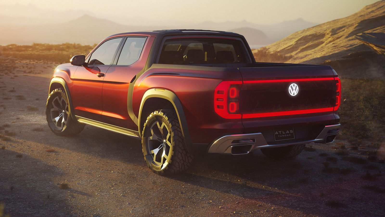 70 The Best 2019 Volkswagen Pickup Truck Images