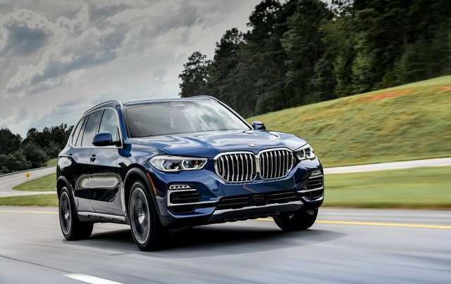 70 The Best 2020 Bmw X5 Interior Concept And Review