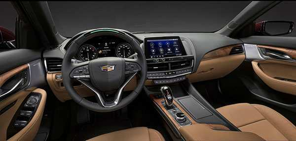 70 The Best 2020 Cadillac Ct5 Interior New Model And Performance