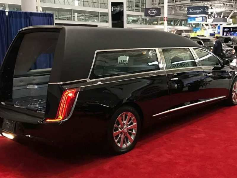 70 the best 2020 cadillac hearse price and release date