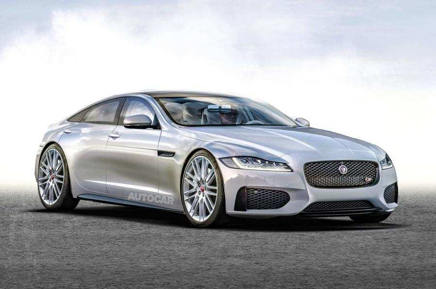 70 The Best 2020 Jaguar Xj Redesign Interior